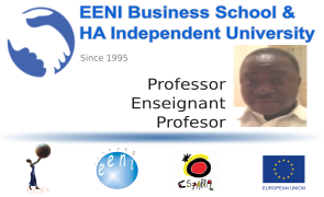 Emmanuel Nignan, Burkina Faso (Professor, EENI Business School University)
