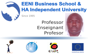 Prosper Kemayou, Chad (Professor, EENI Business School)