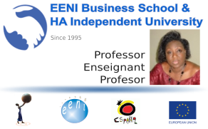 Salamata Micheline ILBOUDO/DIALLO, Burkina Faso (Professor, EENI Business School University)