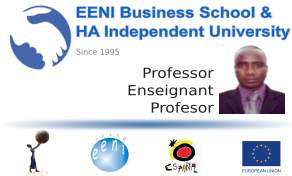 Ali Djibrine Souleymane, Chad (Professor, EENI Business School)